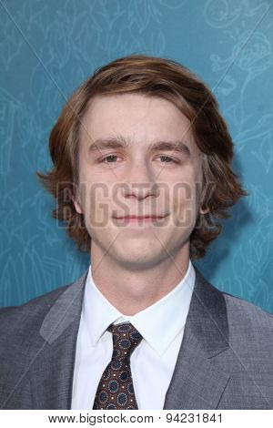 LOS ANGELES - JUN 3:  Thomas Mann at the