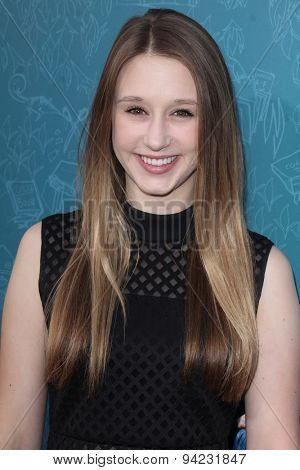 LOS ANGELES - JUN 3:  Taissa Farmiga at the