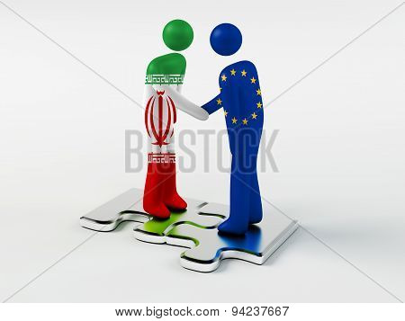 Business Partners Iran and European Union