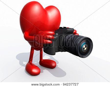 Big Heart Photographer