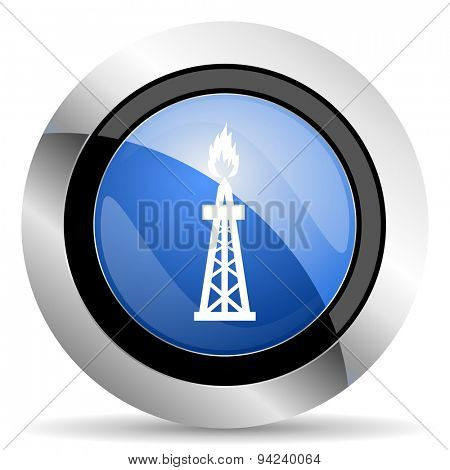 gas icon oil sign original modern design for web and mobile app on white background