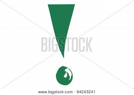 exclamation Mark Symbol Sign
