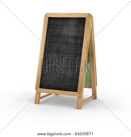 Blackboard For Restaurant