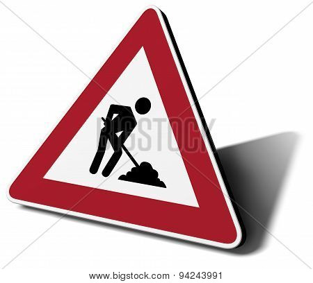 Traffic Sign Work In Progress