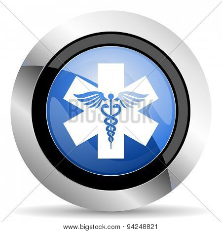emergency icon hospital sign  original modern design for web and mobile app on white background