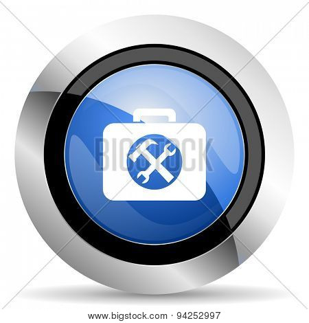 toolkit icon service sign original modern design for web and mobile app on white background