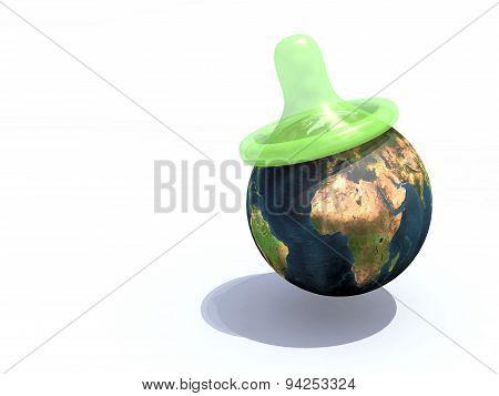 Condom Over The World