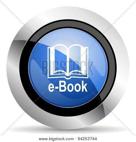 book icon e-book sign original modern design for web and mobile app on white background
