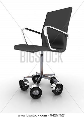 Office Chair With Wheels Racing
