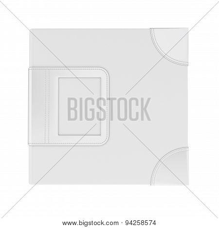 White Cover Album For Your Design
