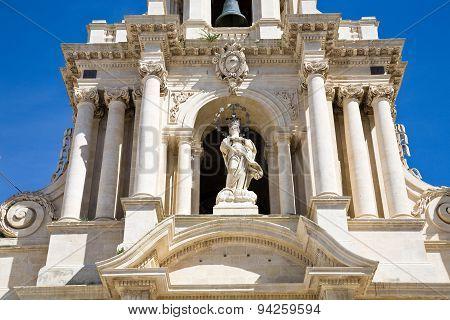 St. Bartholomew Church, Scicli, Sicily