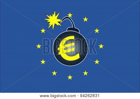 Explosive Euro Crisis