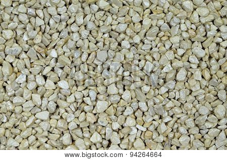Beige Pebbles, Detail, Horizontal