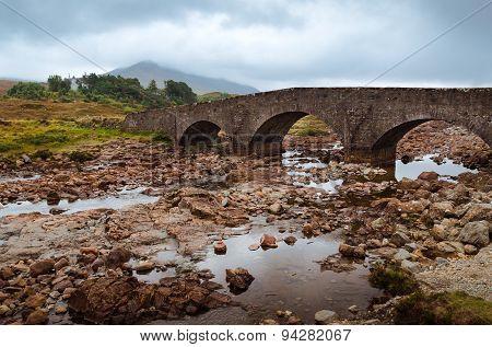 Sligachan Bridge, Scotland