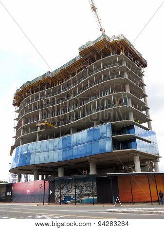 Waiea - 1118 Ala Moana Under Construction