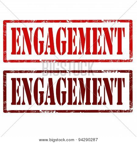 Engagement-stamps
