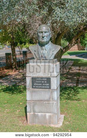 Memorial For S.h. Pellissier
