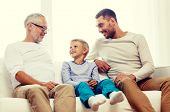image of grandfather  - family - JPG
