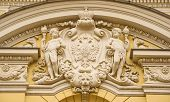 pic of building relief  - The bas - JPG