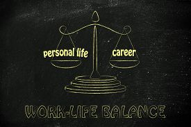 foto of pro-life  - measuring the importance of personal life versus career - JPG