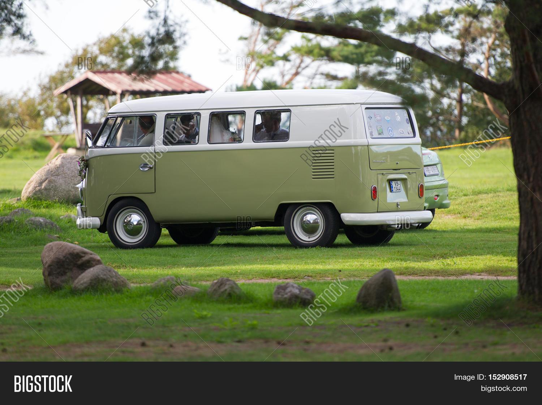 latvia september 9 2016 vw bus volkswagen. Black Bedroom Furniture Sets. Home Design Ideas