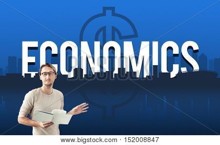 Financial Economy Assets Dollar Sign Concept