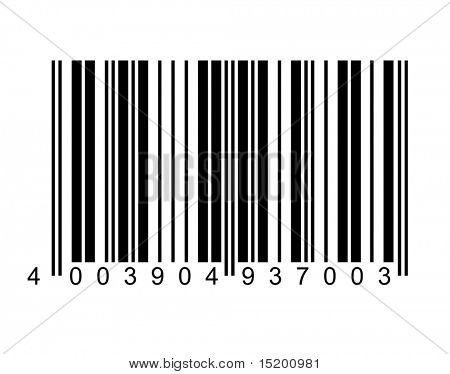 clean barcode