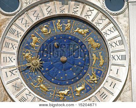 Venice, Torre dell'Orologio