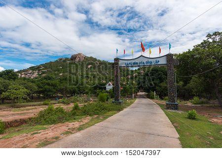 09 Oct 2016 - Binh Lap Cam Ranh Khanh Hoa Vietnam