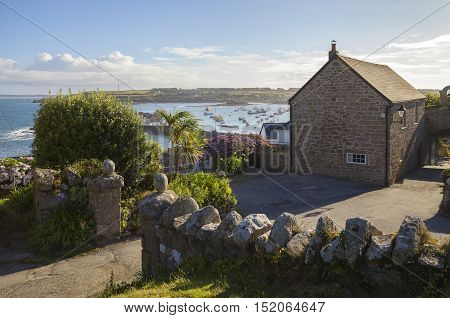 The Garrison, St Mary's, Isles of Scilly, England