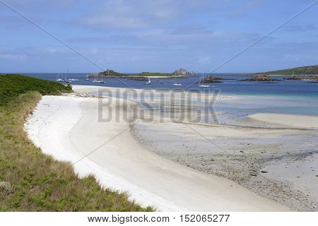 Rushy Point, Tresco, Isles of Scilly, England