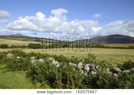 Machire Moor on the Isle of Arran