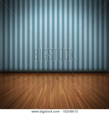 Uma imagem de fundo um bom piso de madeira