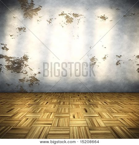 An image of a nice floor with special light