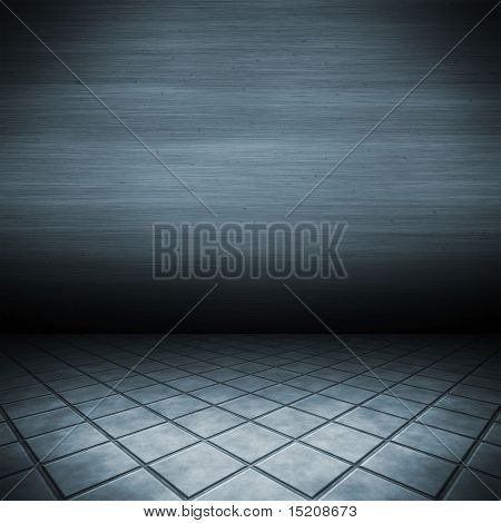 An image of a dark floor for your content