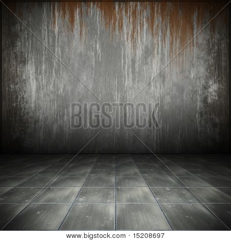An image of a nice steel floor for your content
