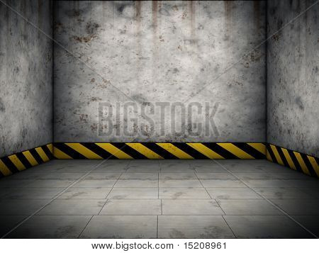An image of a nice concrete room background