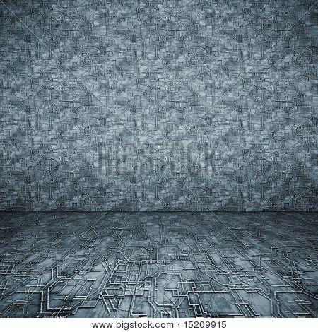 Una imagen de un piso agradable para su contenido