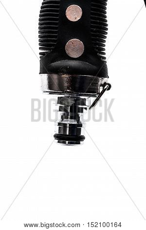 Water Hose Sprinkler With Adjustable Shower Spray.