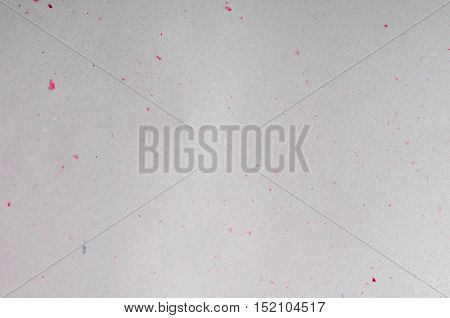 background texture of recycled paper Waste colorful splashes