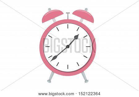 Cartoon Alarm clock icon vector isolated illustration