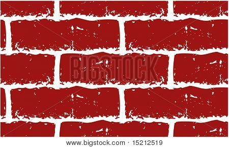 vector red wall seamless texture