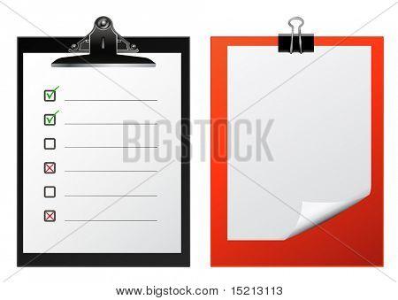 vector clipboards