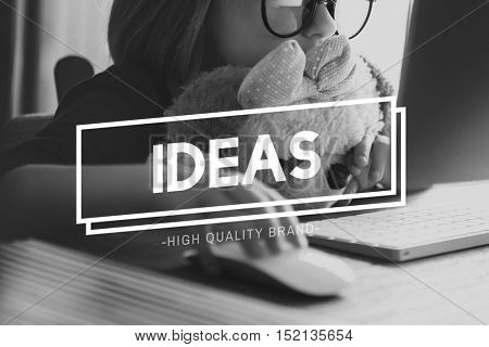 Ideas Strategy Thought Creative Concept