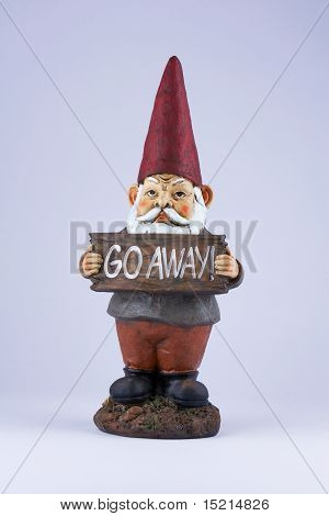 Ornamental Garden Gnomes