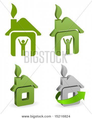 house icon - concept