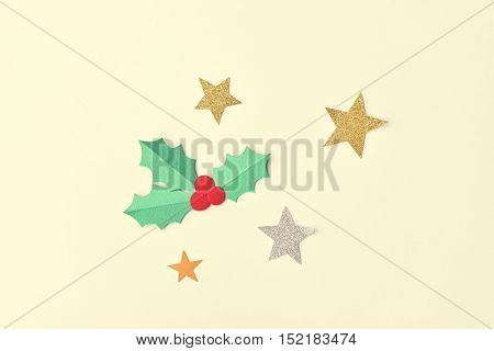 Merry Christmas Celebrate Enjoyment Santa Claus Concept