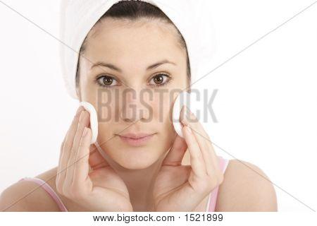 Kosmetikpads