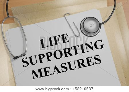 Life Supporting Measures Concept