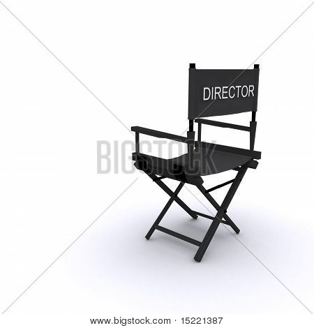 Decor Director Chair